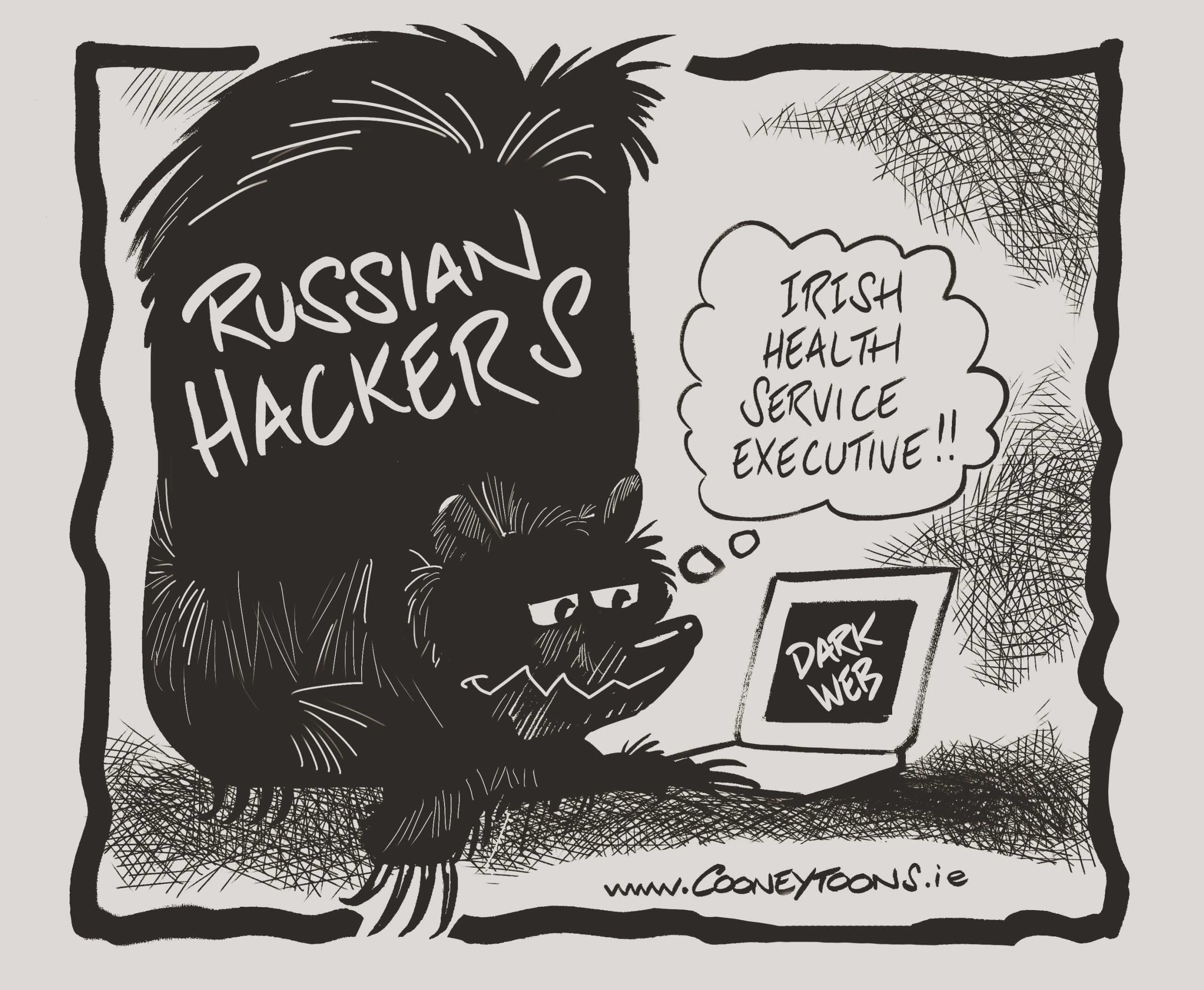 HSE HACKING ….. there may be trouble ahead !